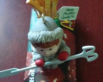 mcdonalds christmas apple pie