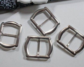 4 buckle vintage 20mm buckles