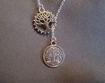Tree of Life - Lariat Necklace