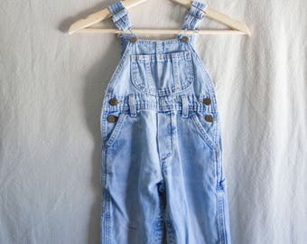 Childrens Vintage Lee Coveralls
