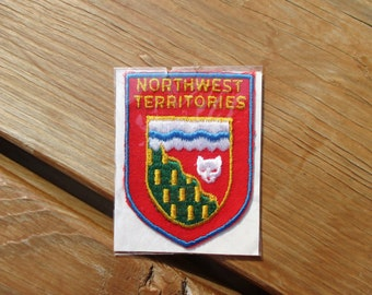 Northwest Territories Canada Clothing Patch