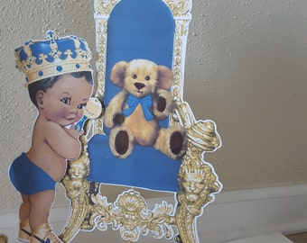 16 inch Prince Baby Centerpiece