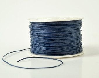 waxed cord 1mm