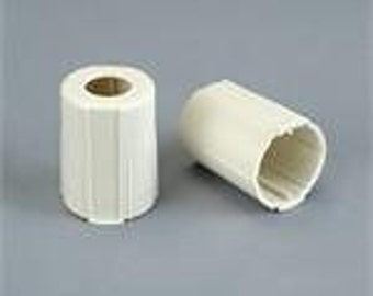 """Rollease Skyline Sl10 Clutch For 1 1/8"""" Tube + Plus+ Adaptor For 1 1/4"""" Tube, White"""