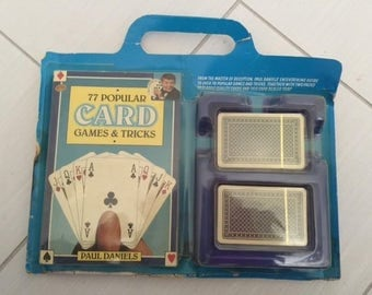 Paul Daniels 77 Popular Card Games & Tricks