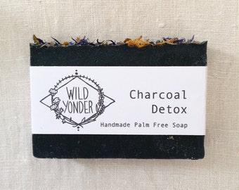 Charcoal Detox Soap | Cold Process | Palm Free