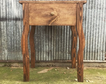 Unique Nightstand