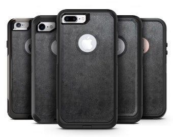 Grungy Black and Gray Surface - OtterBox Case Skin-Kit for the iPhone, Galaxy & More
