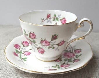 Vintage Teacup Vintage Teaset Vintage Teacup and Saucer Royal Standard Teaset