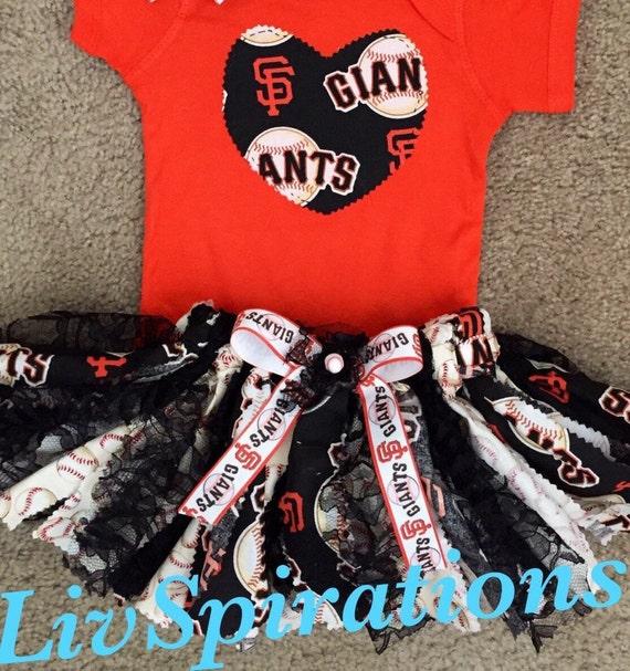 San Francisco Giants-SF Headbands-SF Onesie Giants