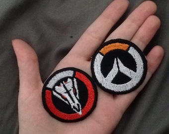Mini overwatch patches