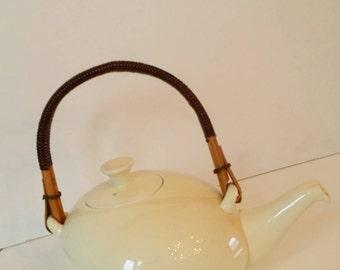 Waechtersbach teapot 1940s design Ursula Fesca