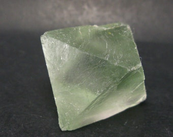 Gem Green Fluorite Cluster From China - 1.7""