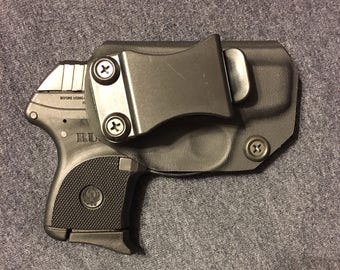 """Kydex IWB Holster for Ruger LCP .380 """"Minion"""""""