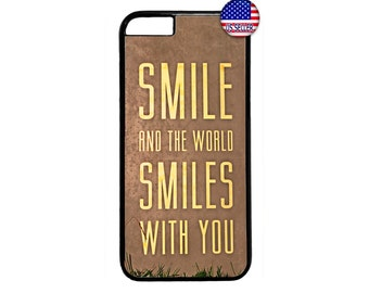 Cute Life Quote Case Cover for iPhone 4 4s 5 5s  5C 6 6s 6 Plus 7 7 Plus iPod Touch 4 5 6 case Cover