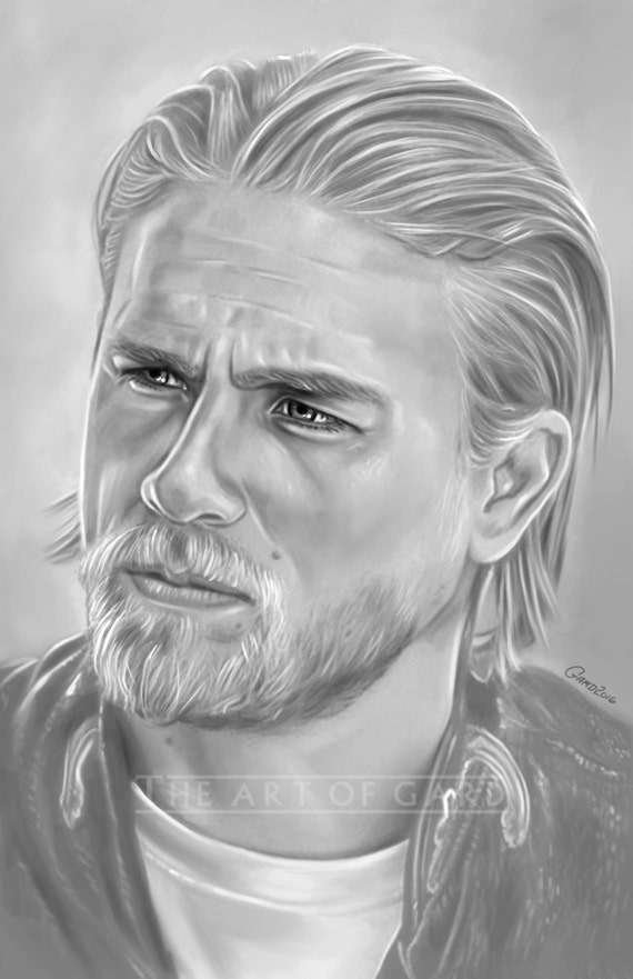 Jax Teller 11X17 High Quality Art Print