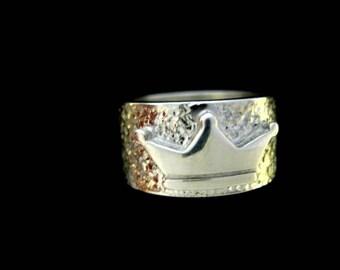 Band ring Crown