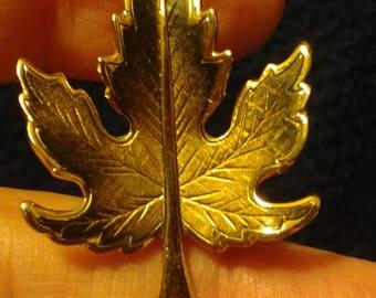 Pair of leaf pins