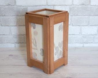 Reclaimed Wood. Lighting. Bedroom Lamp. Table Lamp. Living Room Part 71
