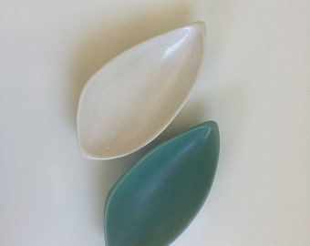 Vintage Art Pottery Bowls Signed Dated 1959