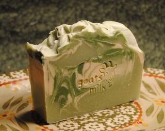 Irish Haven Goat Milk Soap