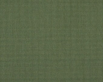 Dark Green Textured Upholstery Fabric By The Yard | Pattern # A170