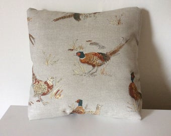 Pillow Cover 16 x 16 Sofa PIllow Sham 16 Inch Scatter Cushion Throw PIllow Toss Pillow Cover - Pheasants