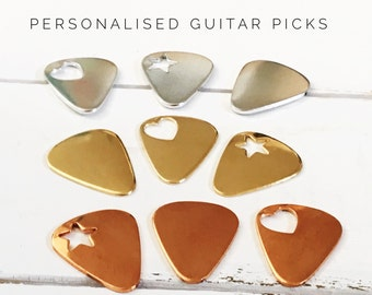 Gift ideas for Him | Personalized guitar pick | Mans gifts | Mans jewelry | Present for him | Gift for him By Glam and Co