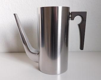 Stelton Cylinda Line Arne Jacobsen Coffee Pot