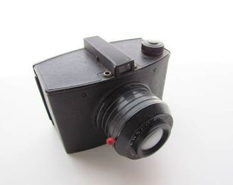 1940s Ansco Pioneer Camera, Camera Collection, Photographer Display