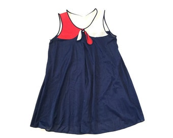 Vintage Sailor Nighty Set