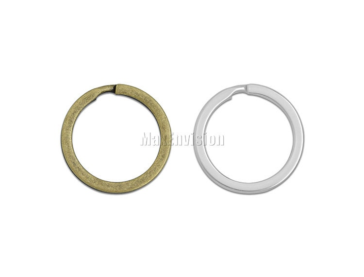 Titanium Split Ring Uk Mm