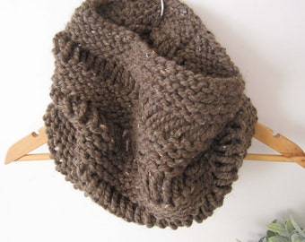 Barley Drop Stitch Cowl