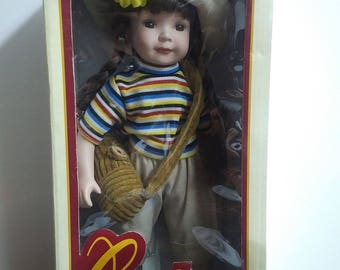 Century Collection Porcelain Doll