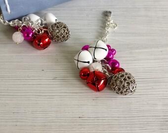 Winterberry Holiday Buteo Bells