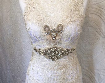 Wedding dress quipure,boho bridal gown,rawrags,Vintage inspired wedding dress .Alternative wedding, Vintage wedding gowns,