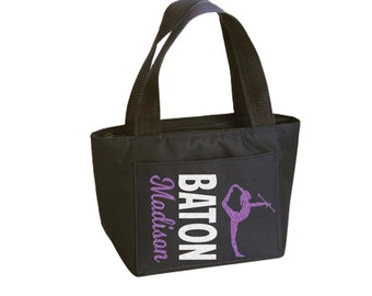 Baton Lunch and Snack Tote