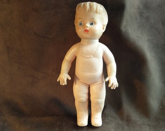 1950 Rubber Doll Etsy