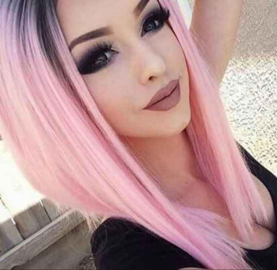 Pulp Riot Blush Pastel Pink Hair Dye Color Punk
