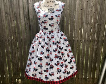Lumberjack Beaver Dress
