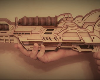 Model Kit  Megatronic Ray Gun