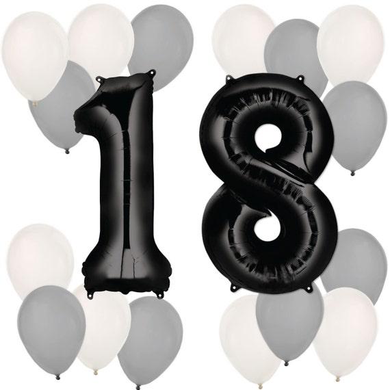 18th Milestone Birthday Dashingly Aged To Perfection