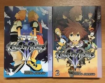 Kingdom Hearts Manga