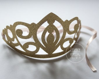 Princess Crown for girls, paper crown for girls. gold crown for girls, princess party, tiara