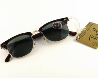 ray ban clubmaster vintage  Ray ban clubmaster