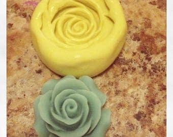 Meduim Rose Mold Silicone