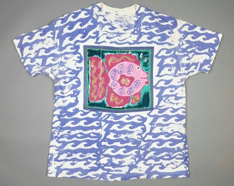 Puffy Paint Shirt Etsy