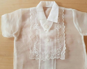 Vintage children's blouse
