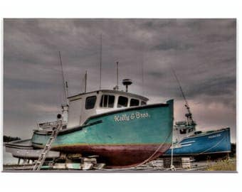 """Kelly & Bros 4""""x6"""" Metallic Print in a 5""""x7"""" matt and ready for you to put in a frame of your choice"""