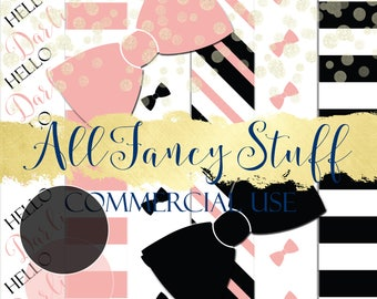 Commercial Use | Digital Paper | Kate Spade Inspired |